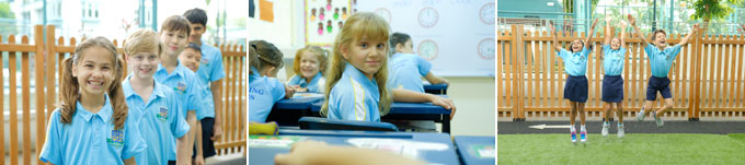International Schools in Singapore, majority of Singapore