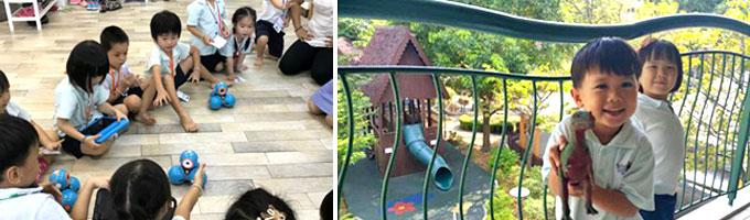 Preschools, Kindergartens & Playgroups in Singapore