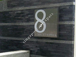 8 @ MOUNT SOPHIA