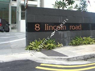 8 LINCOLN ROAD