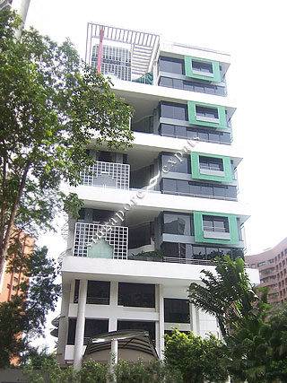 Singapore Condo Directory Condo Name A