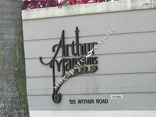 ARTHUR MANSIONS
