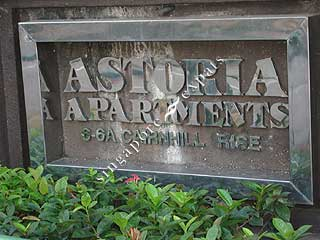 ASTORIA APARTMENTS