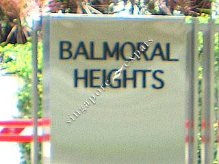 BALMORAL HEIGHTS