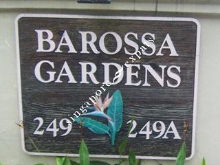 BAROSSA GARDENS