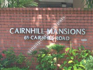 CAIRNHILL MANSION