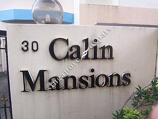 CALIN MANSIONS