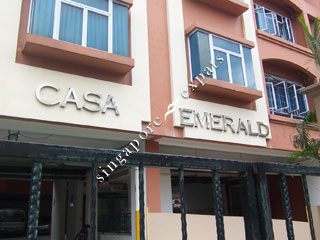 CASA EMERALD