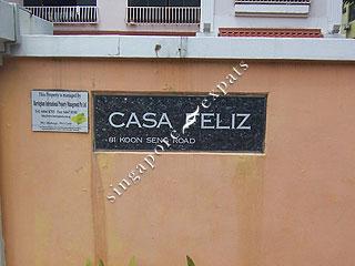 CASA FELIZ