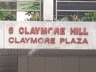 CLAYMORE PLAZA APARTMENTS