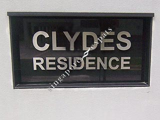 CLYDES RESIDENCE