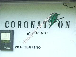 CORONATION GROVE