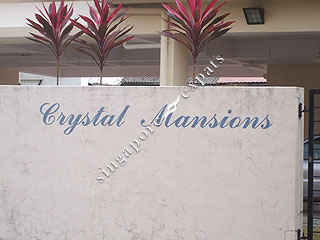 CRYSTAL MANSIONS