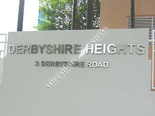 DERBYSHIRE HEIGHTS