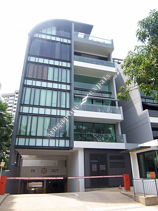 Singapore Condo Directory Condo Near Tan Kah Kee Mrt Station