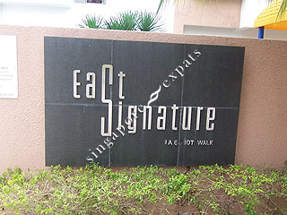 EAST SIGNATURE