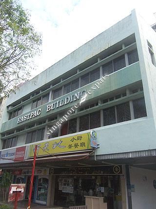 EASTPAC BUILDING