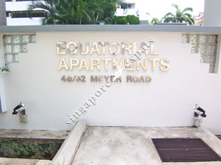 EQUATORIAL APARTMENTS