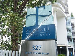 FERRELL RESIDENCES