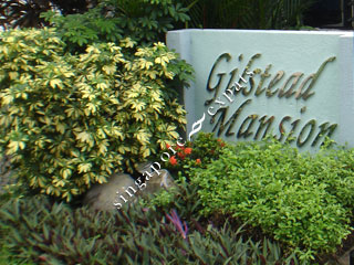 GILSTEAD MANSION