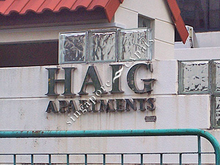 HAIG APARTMENTS