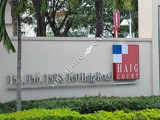 HAIG COURT