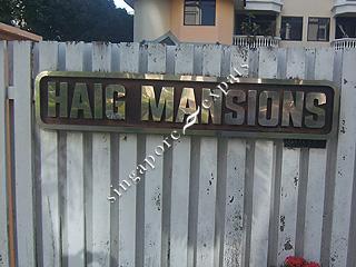 HAIG MANSIONS