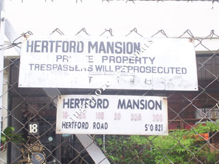 HERTFORD MANSION