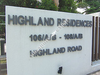 HIGHLAND RESIDENCES