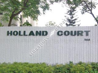 HOLLAND COURT