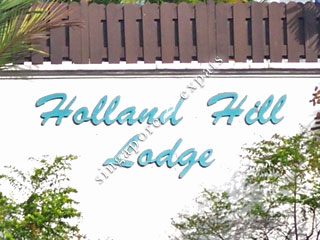 HOLLAND HILL LODGE
