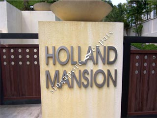 HOLLAND MANSION
