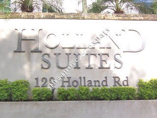 HOLLAND SUITES