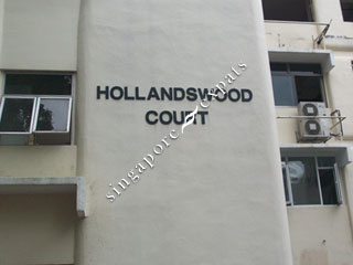 HOLLANDSWOOD COURT