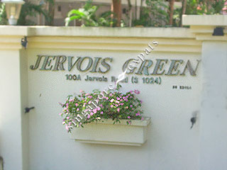 JERVOIS GREEN
