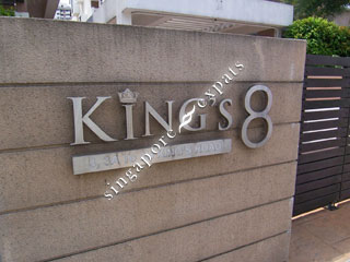 KING'S 8