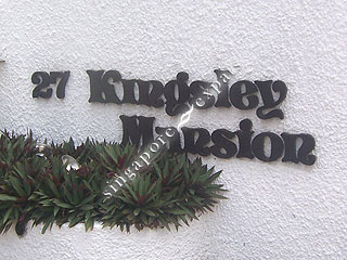 KINGSLEY MANSION