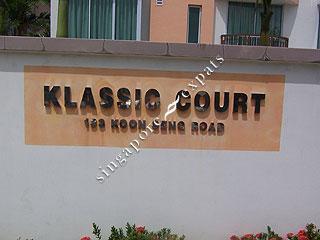 KLASSIC COURT