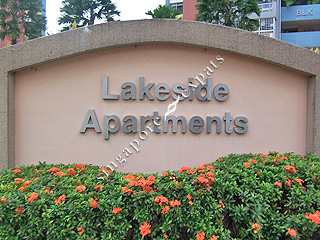 LAKESIDE APARTMENT