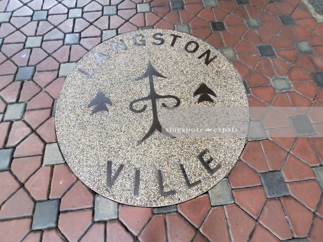 LANGSTON VILLE
