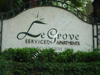 LE GROVE SERVICE APARTMENTS