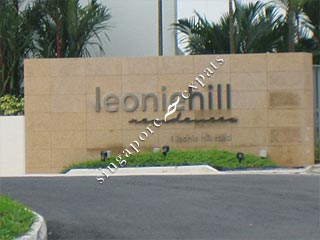 LEONIE HILL RESIDENCES