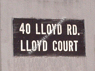 LLOYD COURT