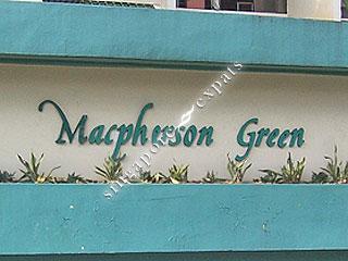 MACPHERSON GREEN