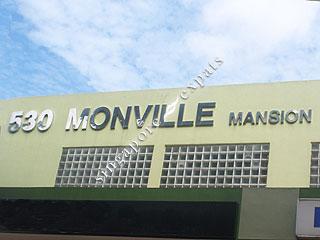 MONVILLE MANSION