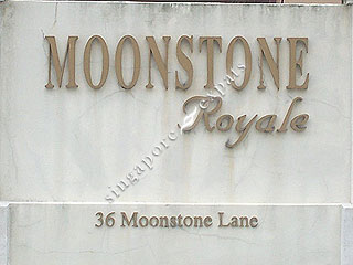 MOONSTONE ROYALE