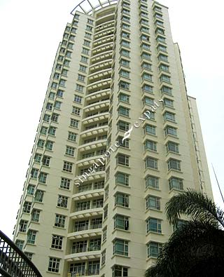 OLEANDER TOWERS Distance From TOA PAYOH