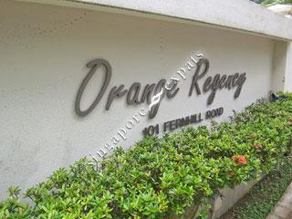 ORANGE REGENCY