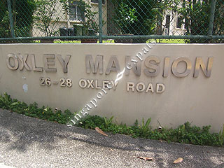 OXLEY MANSION