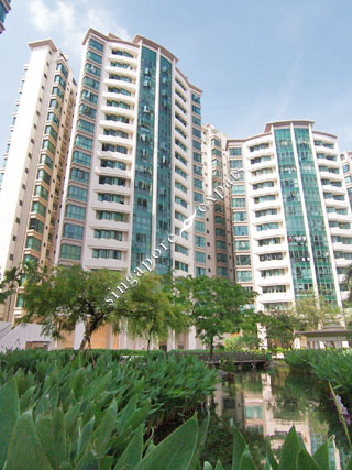 Singapore Property Streetdb Apartment Condo For Sale Buy Palm Gardens At Hong San Walk